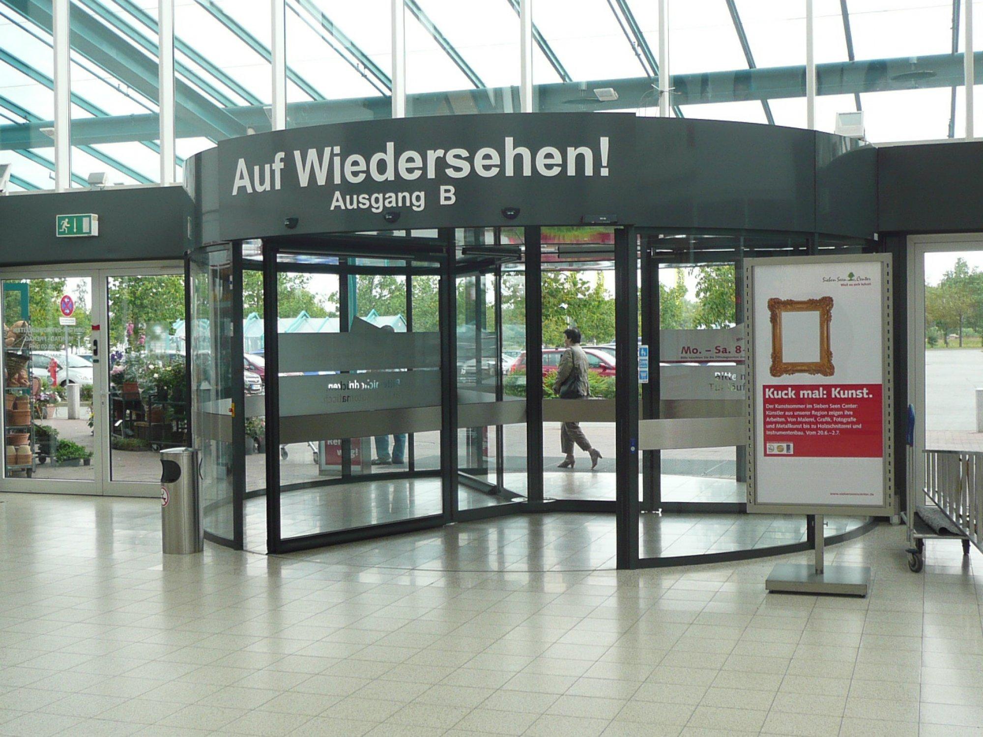 Flohmarkt Schwerin Sieben Seen Center